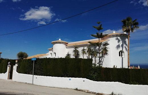 Beste Bed and Breakfast - B&B Casa la Escapada - Valencia - Alicante - Costa Blanca - Benissa - tuin
