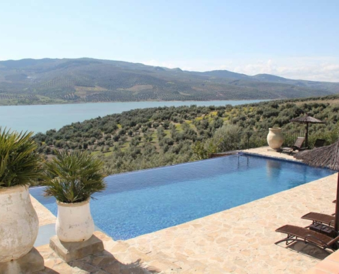 Beste Bed and Breakfast - B&B Casa Rural el Olivar - Andalusië - Córdoba - Iznájar