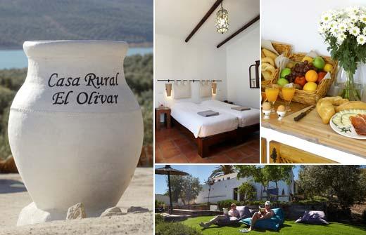 Beste Bed and Breakfast - B&B Casa Rural el Olivar - Andalusië - Córdoba - Iznájar - compositie