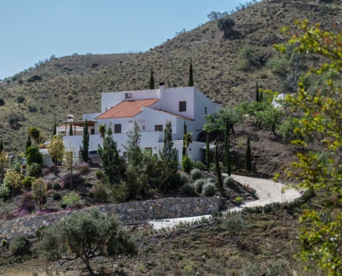 Beste Bed and Breakfast - B&B Los Montes - Andalusië - Málaga - Viñuela