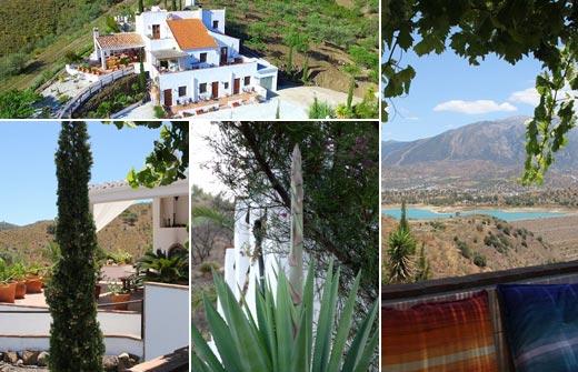 Beste Bed and Breakfast - B&B Los Montes - Andalusië - Málaga - Viñuela - compositie