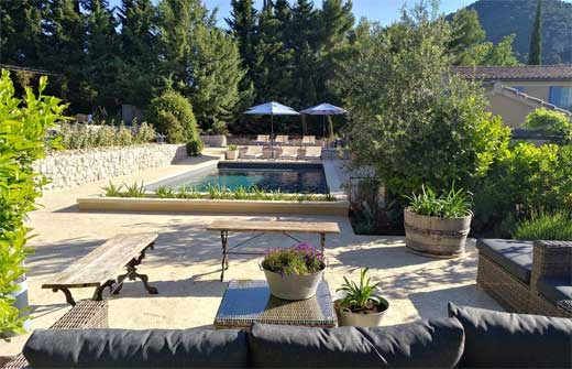 Beste Bed and Breakfast - Frankrijk - Provence - Vaucluse - Le Bouquet de Séguret - 12