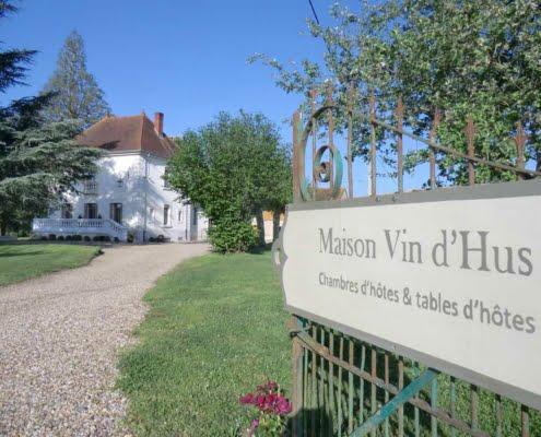 Beste Bed and Breakfast - Frankrijk - Auvergne-Rhône-Alpes - Allier - Le Pin - Maison Vin d'Hus - 2