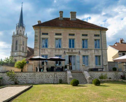 Beste Bed and Breakfast - B&B Le Vieux Presbytère - Chambre d'Hôte - Bourgogne-Franche-Comté - Haute-Saône - Confracourt - 3