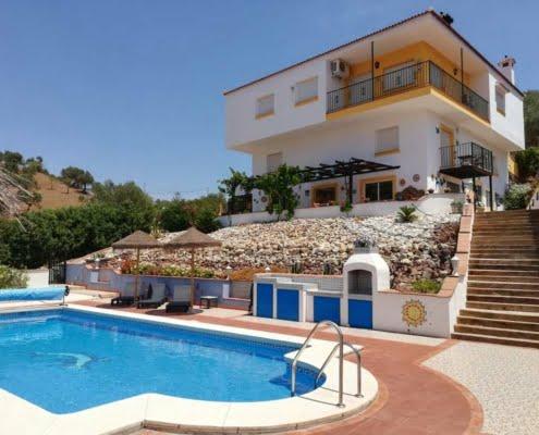 Beste Bed and Breakfast - B&B Casa El Corasueño - Andalusië - Málaga - Almogía - 8