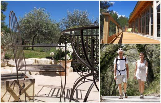 Beste Bed and Breakfast - Frankrijk - Auvergne-Rhône-Alpes - Provence - Drôme - Eygaliers - Fontaine du Pommier - compositie
