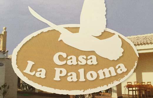 Beste Bed and Breakfast - B&B Casa La Paloma - Valencia - Alicante - Costa Blanca - Orihuela - compositie
