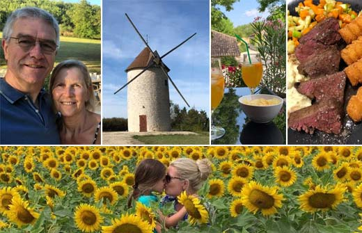 Beste Bed and Breakfast - Frankrijk - Tarn-et-Garonne - Castelsarrasin - Belvèze - La Mouline - compositie