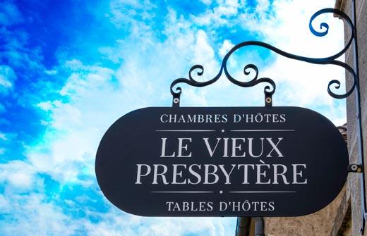 Beste Bed and Breakfast - B&B Le Vieux Presbytère - Chambre d'Hôte - Bourgogne-Franche-Comté - Haute-Saône - Confracourt - compositie