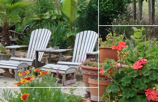 Beste Bed and Breakfast - B&B Le Petit Bonheur - Chambre d'Hôte - Dordogne - Pays de Belvès - compositie