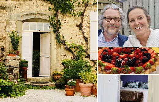 Beste Bed and Breakfast - B&B Au Charme du Presbytère - Chambre d'Hôte - Champagne-Ardenne - Vicq - compositie