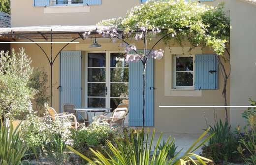 Beste Bed and Breakfast - Frankrijk - Provence - Vaucluse - Le Bouquet de Séguret - compositie2