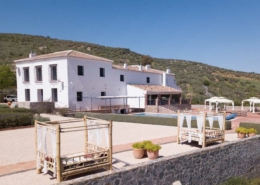 Beste Bed and Breakfast - B&B Cortijo Piltraque - Andalusië - Málaga - Colmenar - 2