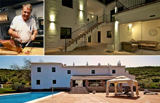 Beste Bed and Breakfast - B&B Cortijo Piltraque - Andalusië - Málaga - Colmenar - compositie