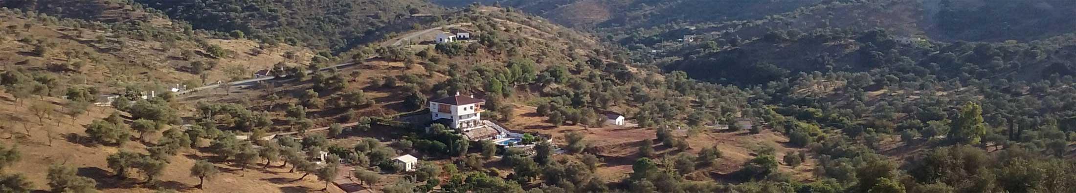 Beste Bed and Breakfast - B&B Casa El Corasueño - Andalusië - Málaga - Almogía - topfoto