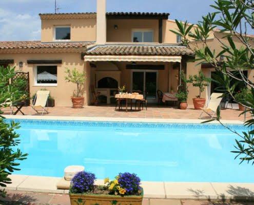 Beste Bed and Breakfast - Frankrijk - Provence-Alpes-Côte d'Azur - Vaucluse - Piolenc - Les Hauts de Piolenc - 3