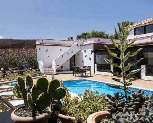 Beste Bed and Breakfast - B&B Villa Vital Fuerteventura - Antigua - 4