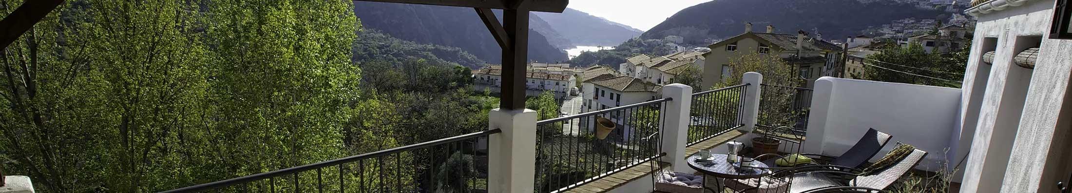 Beste Bed and Breakfast - B&B Arroyo de la Greda - Andalusië - Guejar Sierra - topfoto
