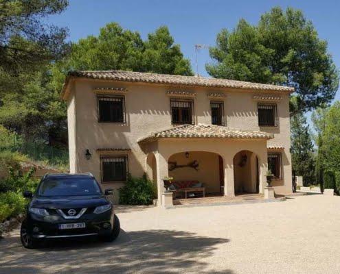 Beste Bed and Breakfast - B&B Casa Jetizo - Valencia - Ontinyent - uitgelicht