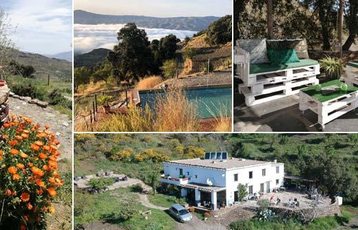 Beste Bed and Breakfast - Spanje - Andalusië - Granada - Bérchules - El Paraje - compositie