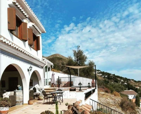Beste Bed and Breakfast - B&B Casa Roble - Competa - 10