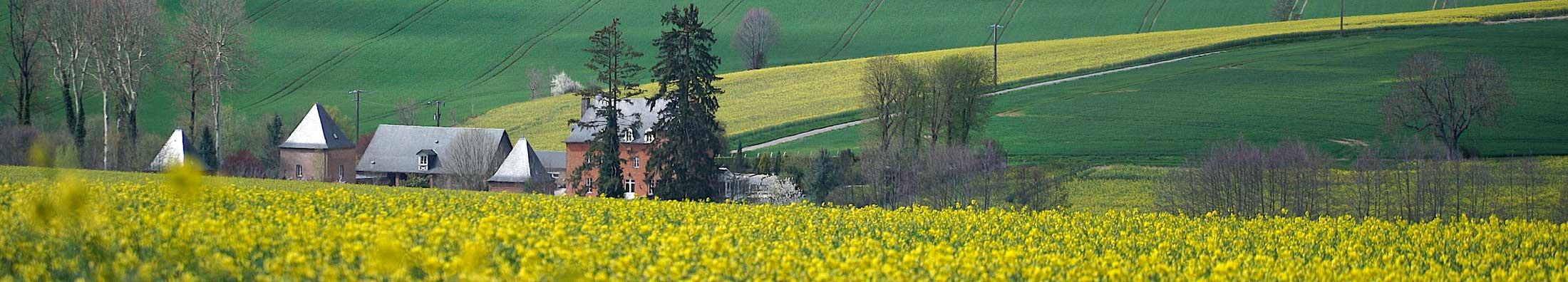 Beste Bed and Breakfast - B&B Au Chapitre - Rozoy-sur-Serre - topfoto